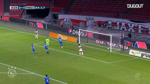 Antony finds the net in Ajax win over PEC Zwolle