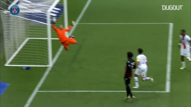 Keylor Navas 's best moments with Paris Saint-Germain