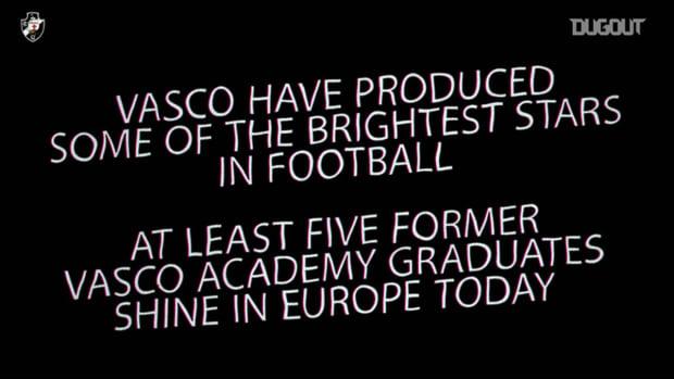 Vasco's notorious talent academy