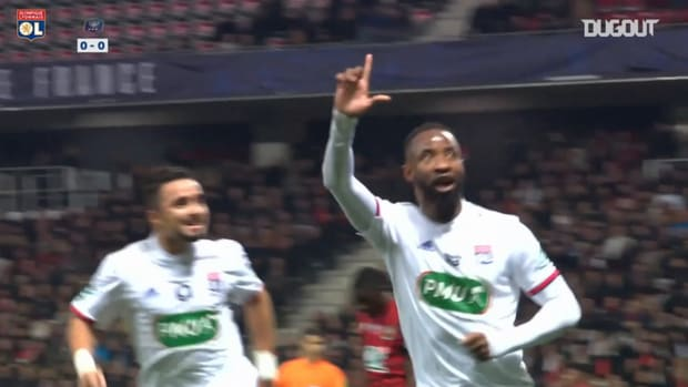 Dembélé and Aouar claim win over Nice