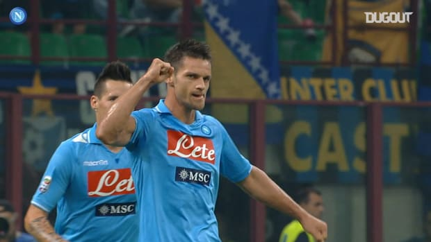 SSC Napoli's best goals at Inter