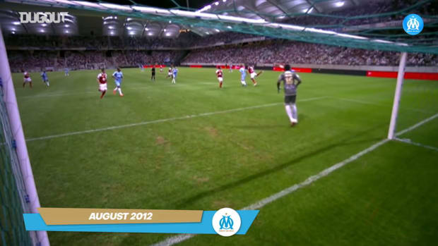 OM's last goals vs Reims