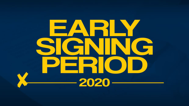 early signing period