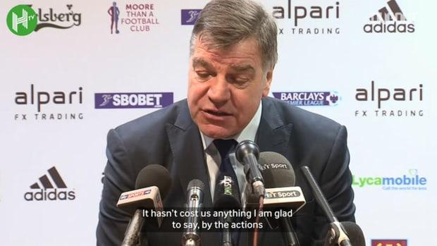 Sam Allardyce's funniest press conferences