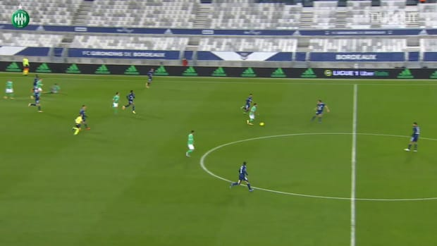 Arnaud Nordin's incredible long-range goal vs Bordeaux