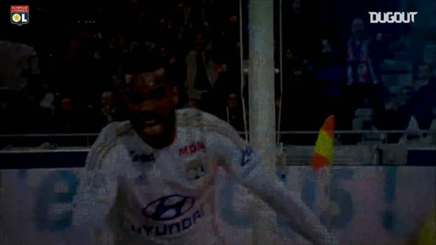 All Lacazette's goals vs Nice