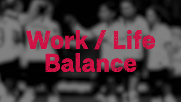 Take One Small step with Lucy Quinn - Work/ Life Balance