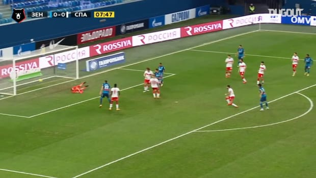 Zenit's victory over Spartak