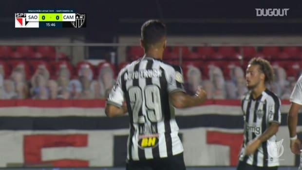 Highlights: São Paulo 3-0 Atlético-MG