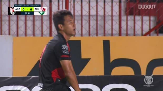 Highlights: Atlético-GO 2-0 Fluminense