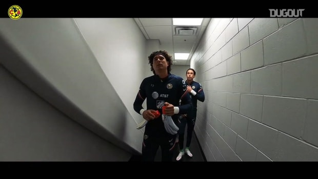 Behind the scenes: América progress to the CONCACAF Champions League semifinals