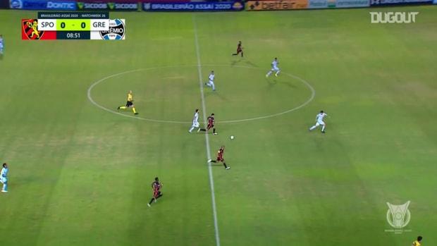 Highlights: Sport Recife 1-1 Grêmio