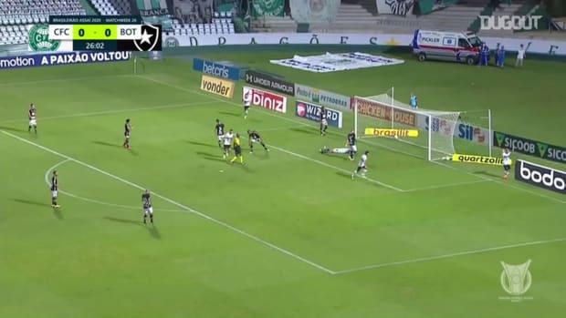 Highlights: Coritiba 1-2 Botafogo
