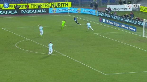 SSC Napoli's best goals at Lazio