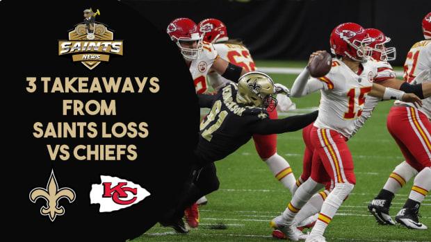 3 Takeaways vs. Chiefs