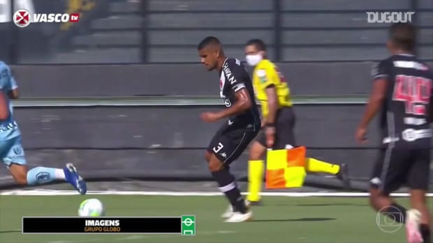 Vasco beat Santos at São Januário