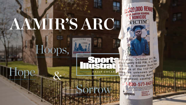 The Arc of Aamir Griffin: Hoops, Hope and Sorrow