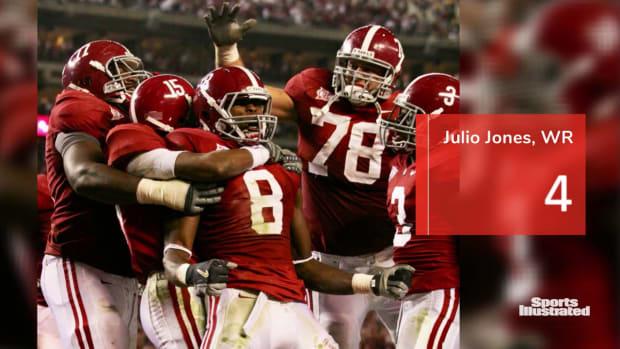 The Saban Top 100: No. 4 Julio Jones