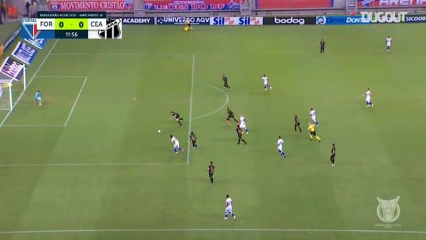 Highlights Brasileirão: Fortaleza 0-2 Ceará