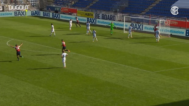 Inter's 3-1 comeback at Cagliari