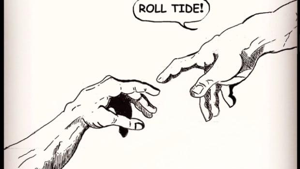 Crimson Tikes: The Creation of Alabama