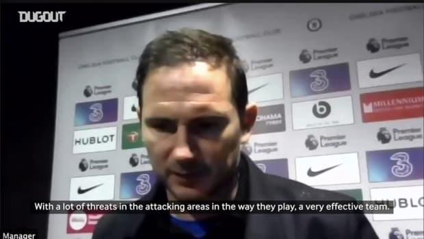 Lampard believes results show how tough Premier League is