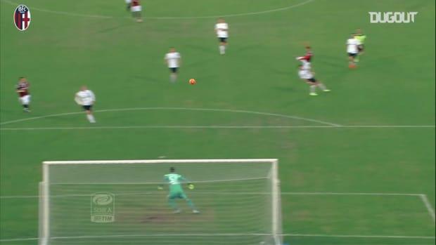 Bologna's best home goals against Atalanta
