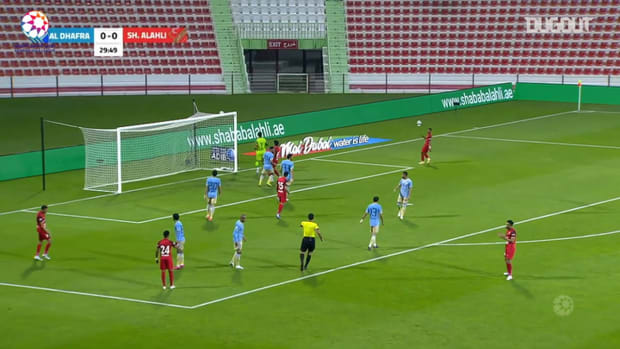 Highlights: Shabab Al-Ahli 0-0 Al-Dhafra