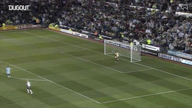 Kenny Miller's incredible goal vs Newcastle on debut