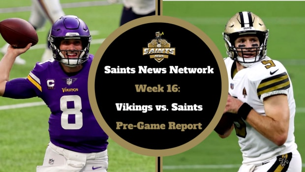 Pre-Game Report Week 16
