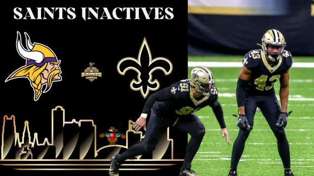 Saints Inactives