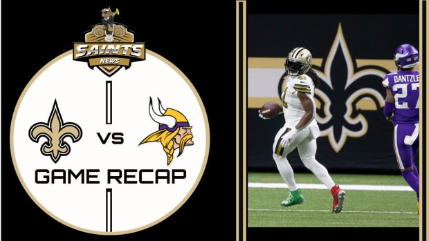 (COPY) (COPY) Falcons vs Saints Postgame Recap