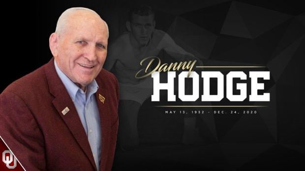 Donny Hodge - OU