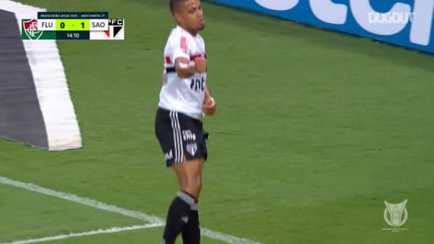 Highlights Brasileirão: Fluminense 1-2 São Paulo