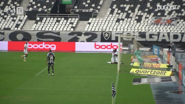 Corinthians beat Botafogo to secure their third win in a row
