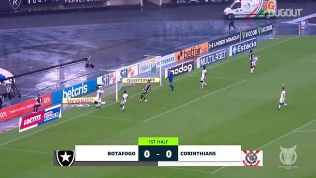 Highlights Brasileirão: Botafogo 0-2 Corinthians