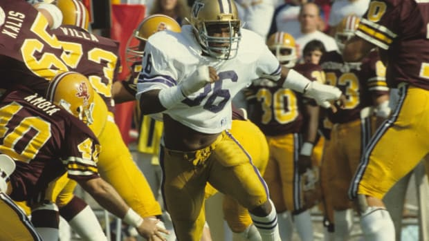 Joe Kelly from the '84 team respected but didn't fear the '91 UW team.