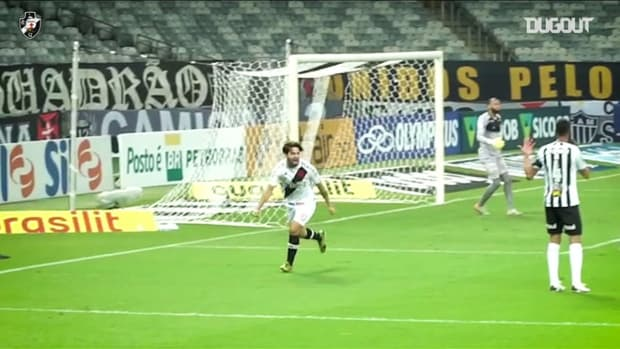 Vasco's best goals of 2020