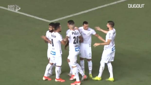 Santos' best goals of 2020