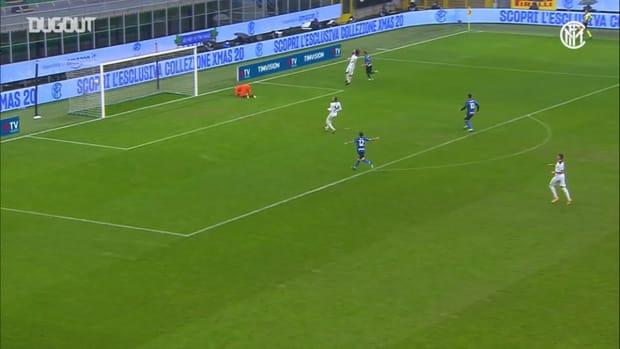 Hakimi and Lukaku help Inter defeat Spezia