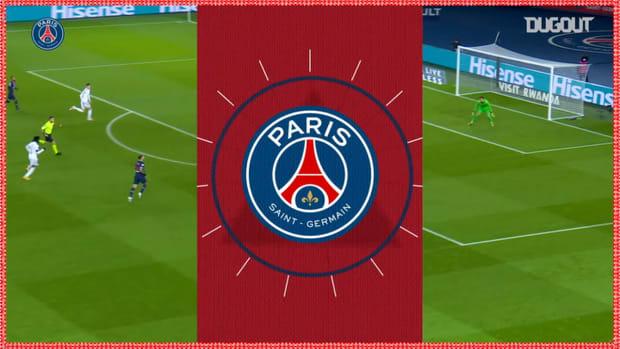 Paris Saint-Germain goalkeepers's best saves of the year