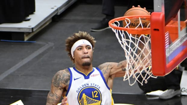Golden State Warriors Kelly Oubre