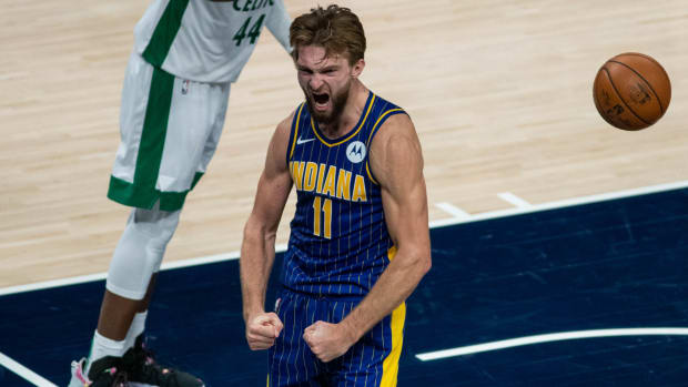 Indiana Pacers Domantas Sabonis