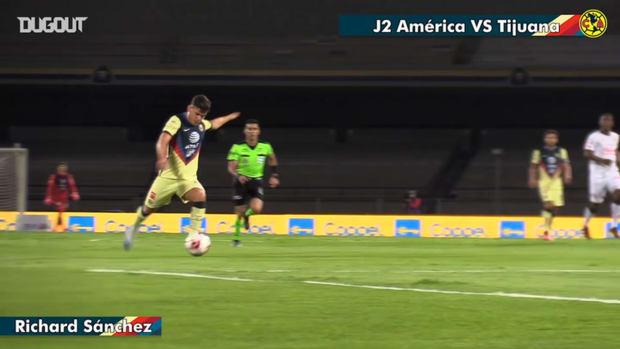 Pitchside view: Club América's best 2020 Apertura goals
