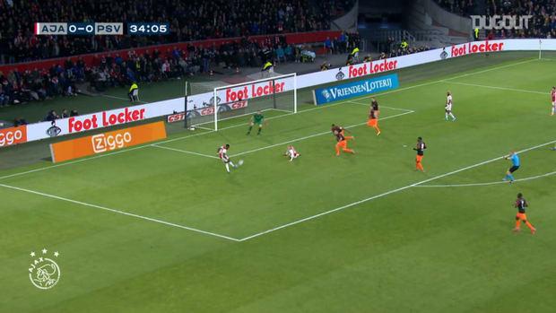 Ajax's greatest goals of 2020