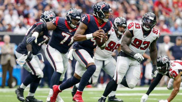 Falcons vs Texans