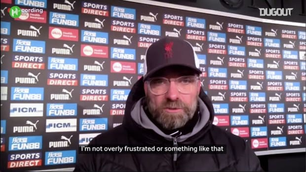Klopp will not look back fondly at 2020 despite Premier League title