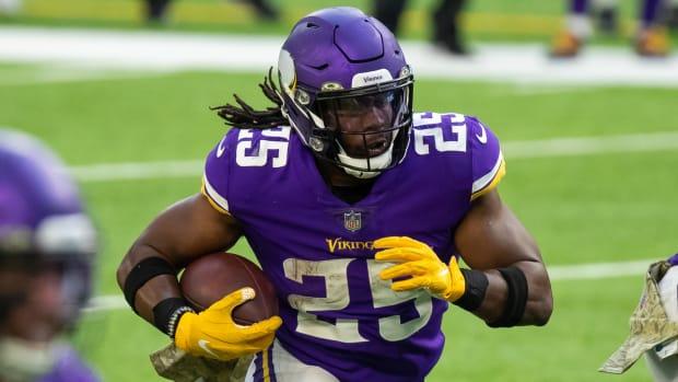 Minnesota Vikings Alexander Mattison