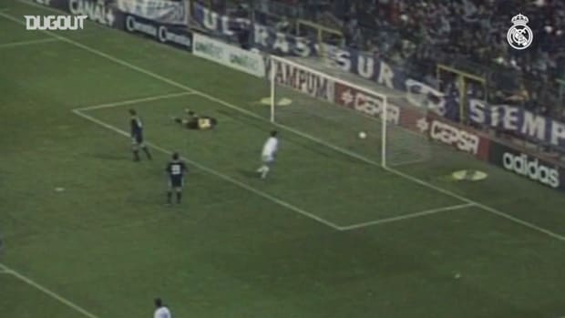 Clarence Seedorf great goal against Celta during the 1997/98 season