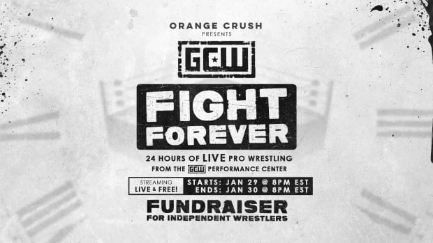 "Promotional image for GCW's ""Fight Forever"""
